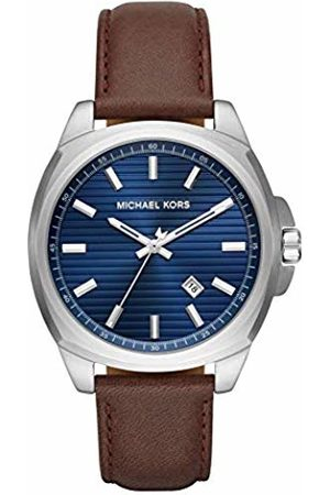 ee4f576d948e SALE. Michael Kors Mens Analogue Quartz Watch with Stainless Steel Strap  MK8631