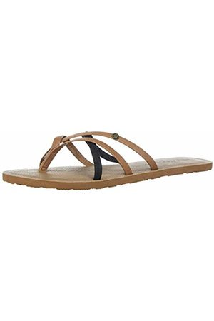 Volcom Women's New School Dress Sandal Flat