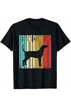 Vintage Style Redbone Coonhound Tees Vintage Redbone Coonhound Shirt Dog Lovers