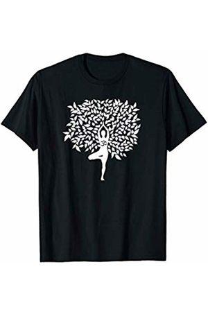 Buy Cool Shirts Tree Pose Yoga T-Shirt