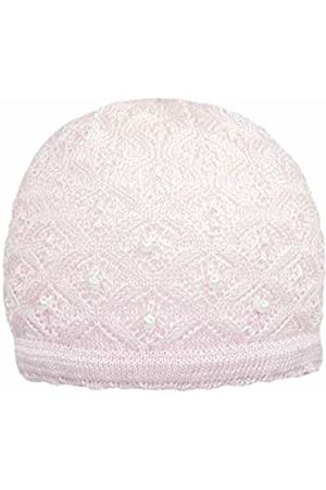 Döll Baby Girls' Topfmütze Strick Hat, Lady|Rose 2720