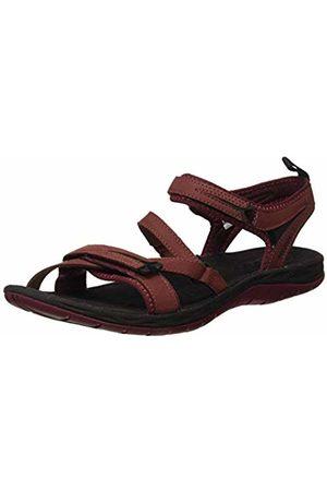 Merrell Women Siren Strap Q2 Open Toe Sandals, (Chocolate Truffle)