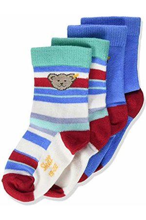 Steiff Baby Boys' Socken 2er-pack Calf Socks