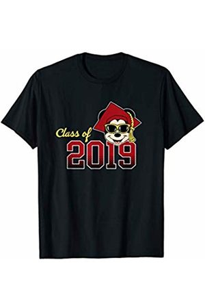Disney Mickey Mouse Class of 2019 Sunglasses Red T-Shirt
