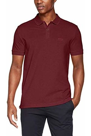 HUGO BOSS Men's Piro Polo Shirt, Dark 654