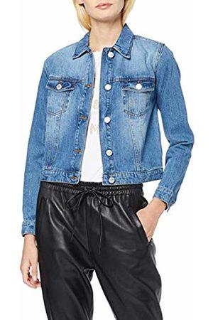Miss Selfridge Women's Mid Denim Jacket 110