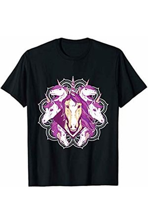 Magical unicorns cute tees Unicorn Graphic T-Shirt