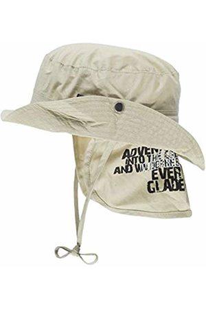 Döll Baby Boys' Hut Mit Nackenschutz Sun Hat, Tobacco 6090