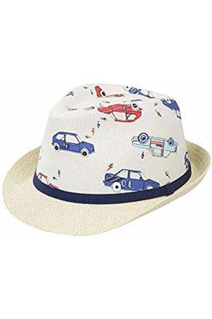 Döll Baby Boys' Strohhut Sun Hat, (Potting Soil|