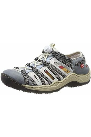 Rieker Women's L0577-12 Low-Top Sneakers 7.5 UK