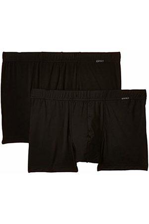 Esprit Men's Plain Unicolor Boxer Shorts - - Large