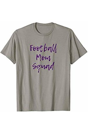 Football Mama - Clothing Football Mom Squad - Cute Gift for Proud Sports Mommy | T-Shirt