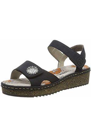 Rieker Women's V03j6-14 Platform Sandals 5 UK