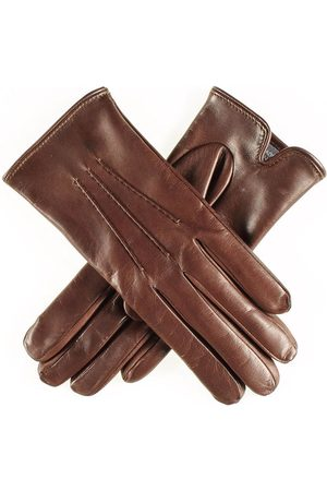 Black Gloves - Classic Cashmere Lined Leather Gloves