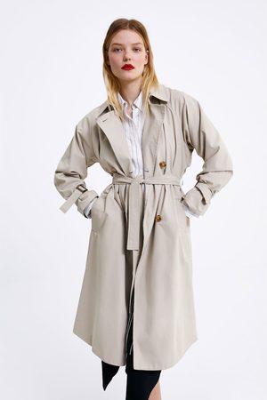 eeea0960 Buy Zara Trench Coats for Women Online   FASHIOLA.co.uk   Compare & buy
