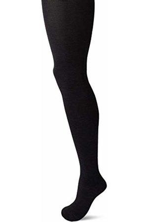 Melton Women Tights & Stockings - Women's Basic Strumpfhose Tights, (Dark Melange 180)