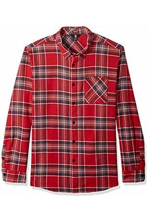 Volcom Men's Caden Plaid L/S Shirt