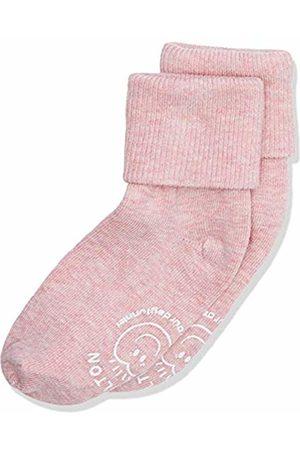 Melton Baby Girls' Abs-babysocken-Melange Colours Socks