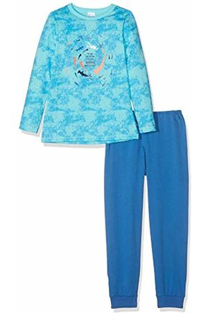 Schiesser Boy's Kn Anzug Lang Pyjama Set