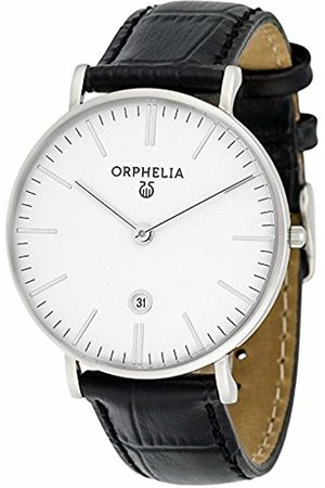 ORPHELIA Men's Quartz Watch 61506 with Leather Strap