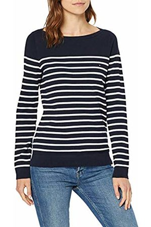 Tommy Hilfiger Women's Heritage Boat Neck Sweater Jumper