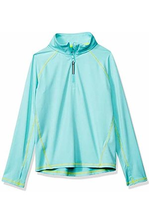 Amazon Half-Zip Active Jacket Aqua