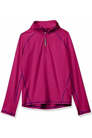 Amazon Half-Zip Active Jacket Fuchsia