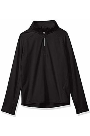 Amazon Girls Jackets - Half-Zip Active Jacket