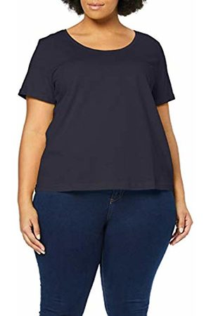 STUDIO UNTOLD Women's Basic-Shirt T (Blau 76)
