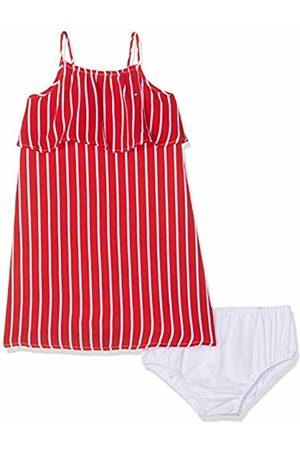 Tommy Hilfiger Baby' Girls Fine Stripe Dress Slvls True 635