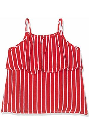 Tommy Hilfiger Baby' Girls Fine Stripe Top Slvls Vest, (True 635)