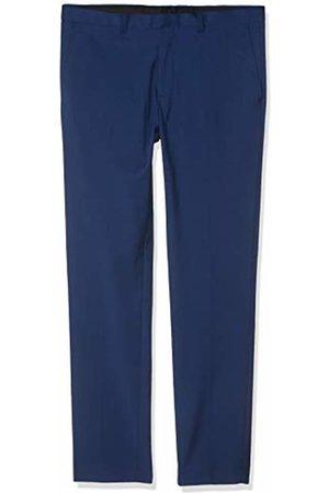 Burton Men's Skinny Stretch Trousers (Cobalt 109)