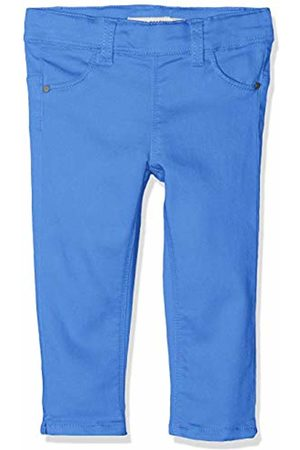 Name it Girls' NMFPOLLY TWIBATINNA Capri Legging Trousers, Blau Strong