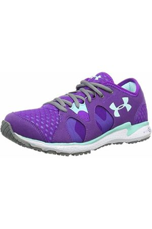 Under Armour UA W Micro G Neo Mantis-PRD/WHT/VEB, Womens Running Shoes