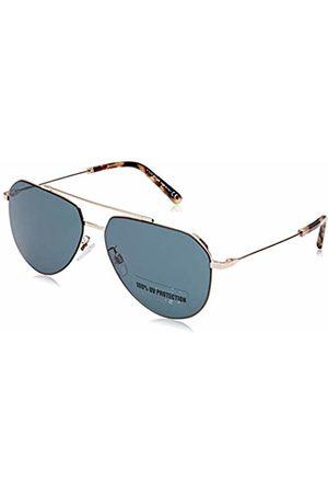 Bally Men's BY0007-H Sunglasses, (Shiny Rose / )