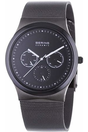 Bering Men's Analogue Quartz Watch with Stainless Steel Strap 32139-302