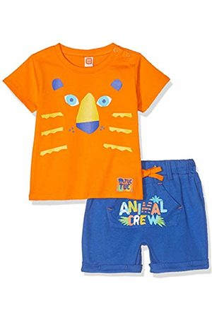 Tuc Tuc Baby Boys' Camiseta+Bermuda Punto Niño Animal Crew Clothing Set
