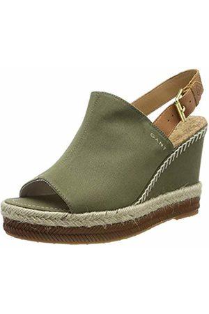 GANT Footwear Women's San Diego Platform Sandals