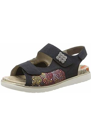 Rieker Women's V5071-14 Closed Toe Sandals