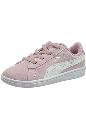 Puma Baby Girls Vikky AC Inf Low-Top Sneakers Pale