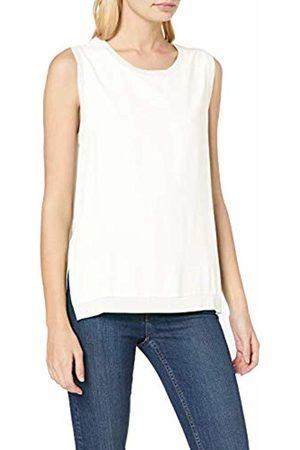 Rich & Royal Women's T-Shirt Vest, (Pearl 113)