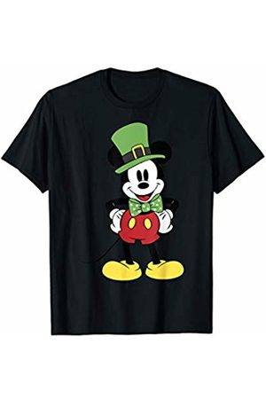 Disney Mickey Mouse St. Patty's Outfit Graphic T-Shirt