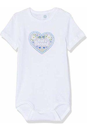 Sanetta Baby Rompers - Baby Boys' Body 1/2 w.Print Bodysuit, ( 10)