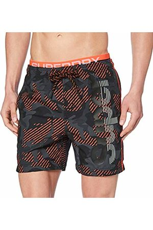 Superdry Men's State Volley Swim Short ( Camo A)