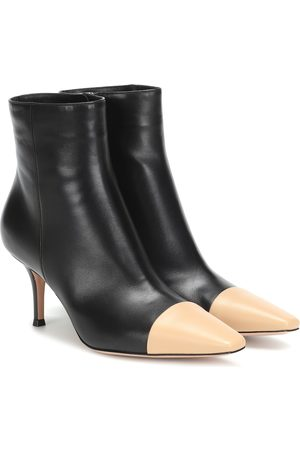 Gianvito Rossi Exclusive to Mytheresa – Lucy leather ankle boots