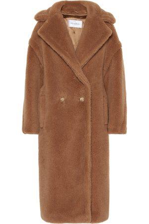 Max Mara Wool and silk-blend coat