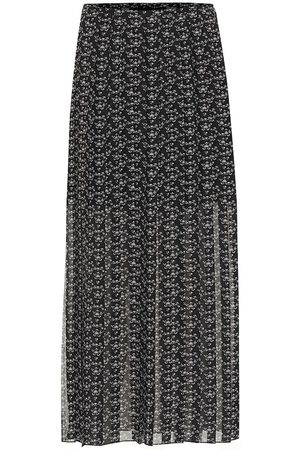 See by Chloé Printed maxi skirt