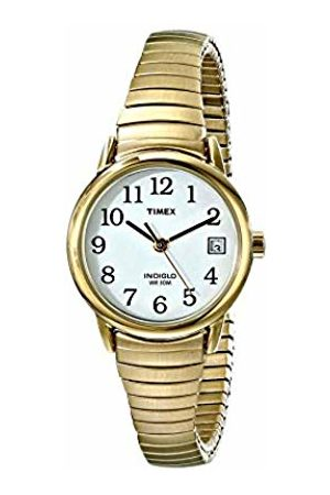 Timex Women Quartz Watch with Analogue Display