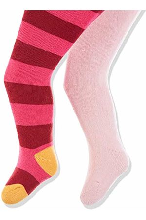 Playshoes Baby Warme Winter Thermo-strumpfhosen Block-ringel Tights