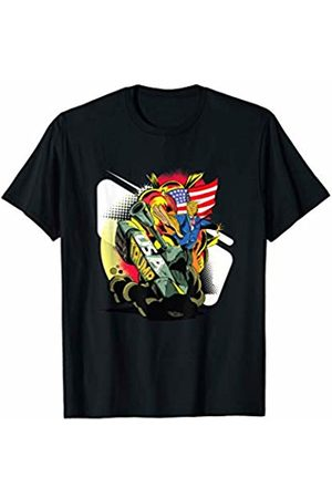 Independence day Trump t-shirts President Trump Independence Day - Patriotic USA Graphic T-Shirt